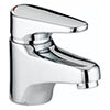 Bristan - Jute Basin Mixer (no waste) - Chrome - JU-BASNW-C Medium Image