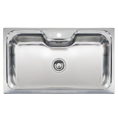 Reginox Jumbo 1.0 Bowl Stainless Steel Inset Kitchen Sink