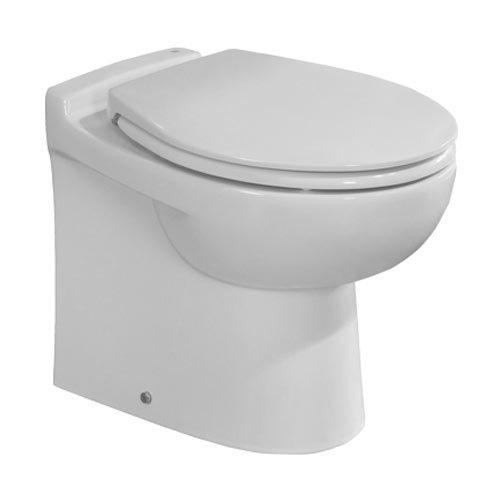 RAK Junior Back to Wall Pan + Urea Toilet Seat