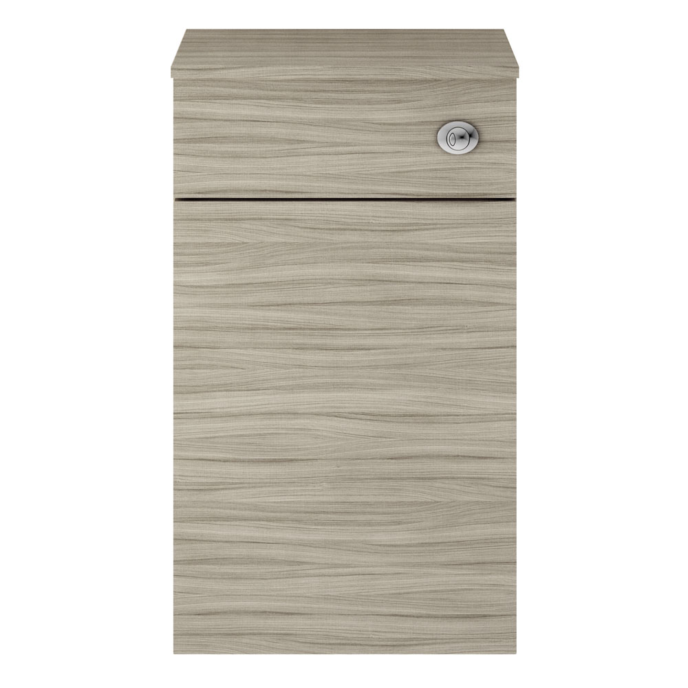 Juno 500 x 253mm Driftwood WC Unit with Cistern (Excludes Pan)