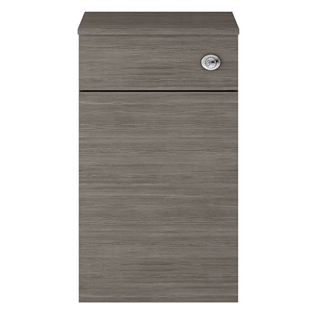 Juno 500 x 253mm Grey Avola WC Unit with Cistern (Excludes Pan)