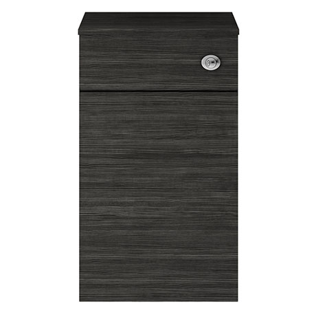Juno 500 x 253mm Hacienda Black WC Unit with Cistern (Excludes Pan)