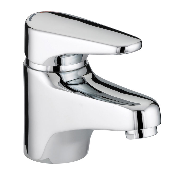 Bristan - Jute Basin Mixer (no waste) - Chrome - JU-BASNW-C Large Image