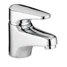 Bristan - Jute Basin Mixer (no waste) - Chrome - JU-BASNW-C Medium Image