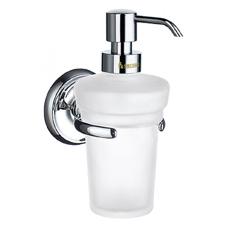 Smedbo Villa Wall Mounted Soap Dispenser - Polished Chrome - K269
