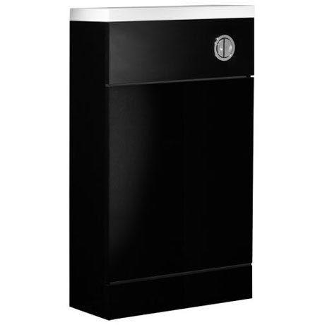 Tavistock Kobe 500mm Back to Wall Unit - Gloss Black