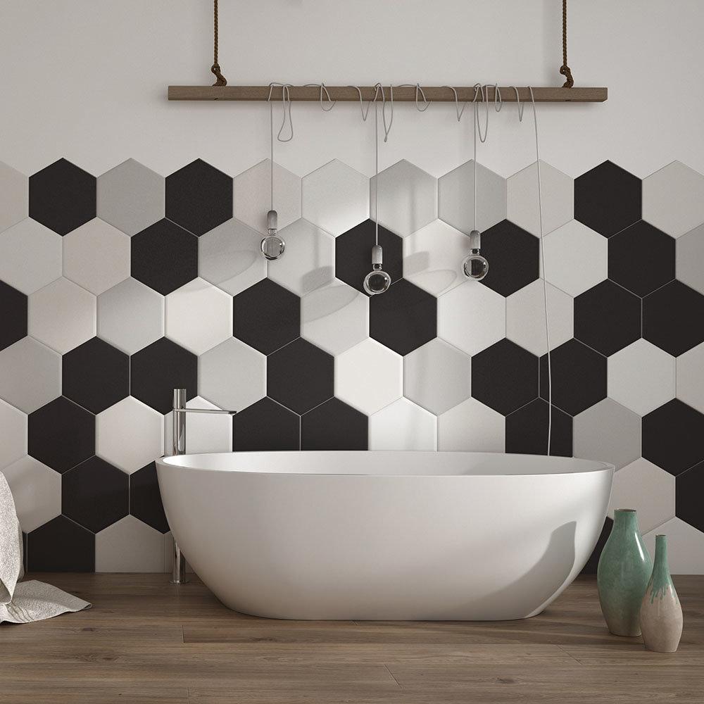 Kai Hexagon Wall and Floor Tiles
