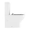 Crosswater Kai Compact Close Coupled Toilet + Soft Close Thin Seat profile small image view 1