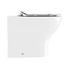 Crosswater Kai Back to Wall Pan + Soft Close Thin Seat profile small image view 1