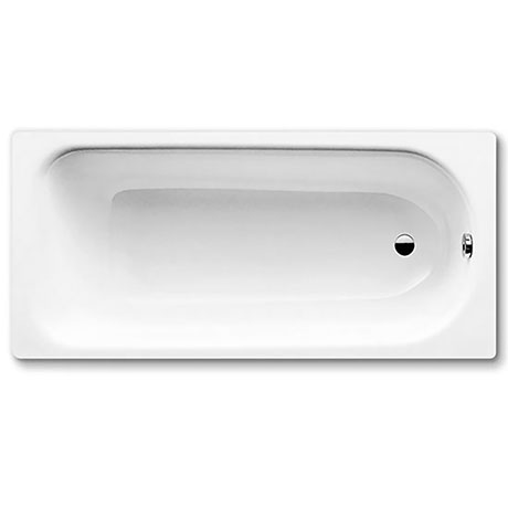 Kaldewei Eurowa 1700 x 700mm Eco 130L Steel Enamel Bath