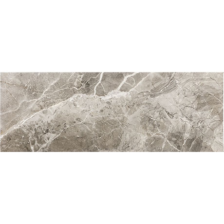 Kamila Graphite Stone Effect Wall Tiles - 250 x 700mm