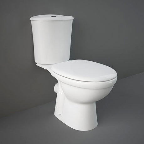 RAK Karla Close Coupled Toilet + Soft Close Seat