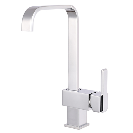 Nuie Square Side Action Kitchen Tap - KC312