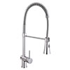 Nuie Kitchen Tap Side Action Pull Out Rinser - KC314 profile small image view 1