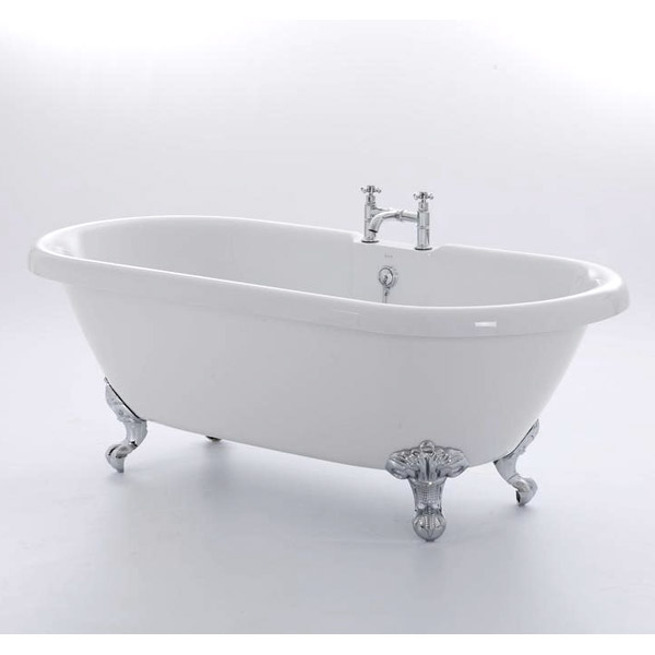 Royce Morgan Kensington 1755 Luxury Freestanding Bath with Waste Large Image
