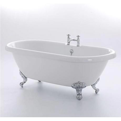 Royce Morgan Kensington 1755 Luxury Freestanding Bath with Waste