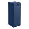 Keswick Blue 300mm Traditional Single Door Storage Unit profile small image view 1