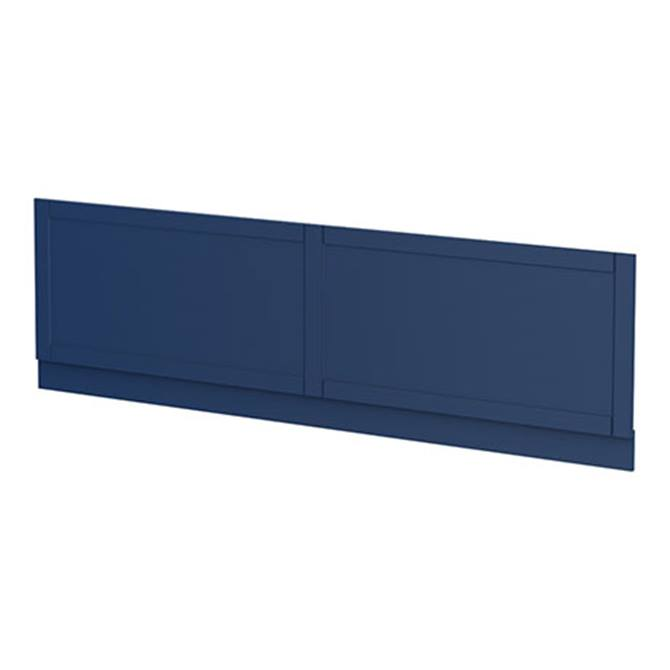 Keswick Blue 1700mm Traditional Bath Front Panel