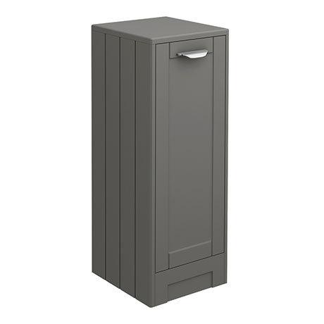 Keswick Grey 300mm Traditional Single Door Storage Unit