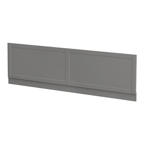 Keswick Grey 1700mm Traditional Bath Front Panel