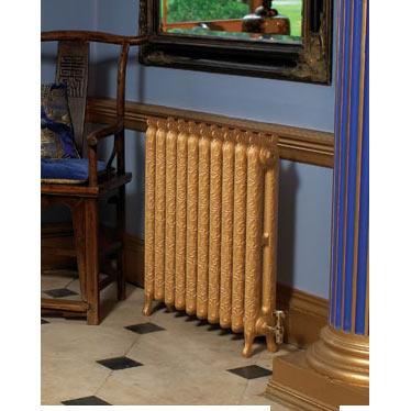 Paladin - Kensington Radiator with Crown - 780mm Height - Various Width and Colour Options Large Image