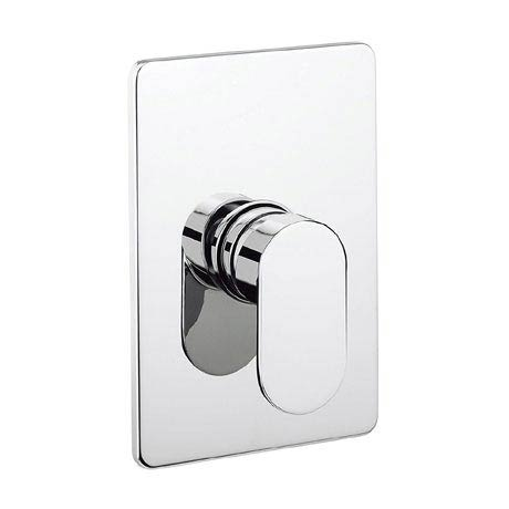 Crosswater KH Zero 2 Concealed Manual Shower Valve - KH02_0004RC