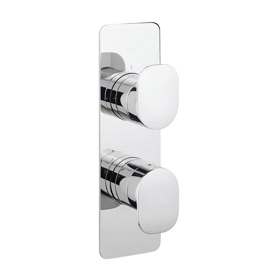 Crosswater KH Zero 2 Thermostatic Shower Valve - KH02_1000RC Large Image