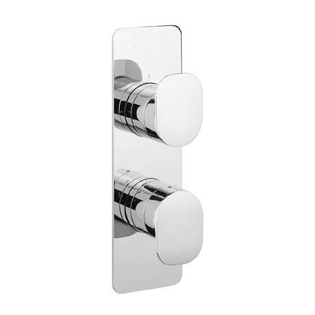 Crosswater KH Zero 2 Thermostatic Shower Valve with 2 Way Diverter - KH02_1500RC