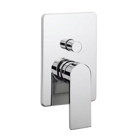 Crosswater KH Zero 3 Concealed Manual Shower Valve with Diverter - KH03_0005RC