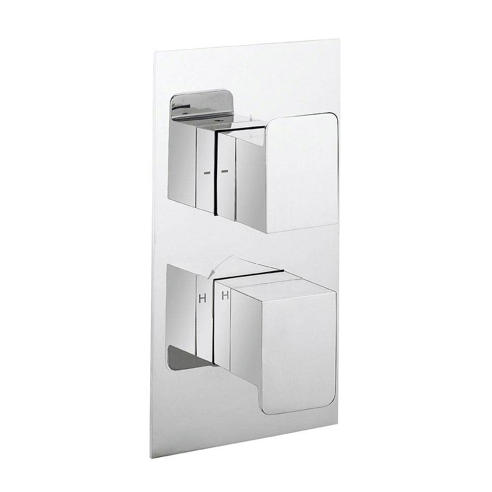 Crosswater KH Zero 3 Thermostatic Shower Valve - KH03_1000RC Large Image