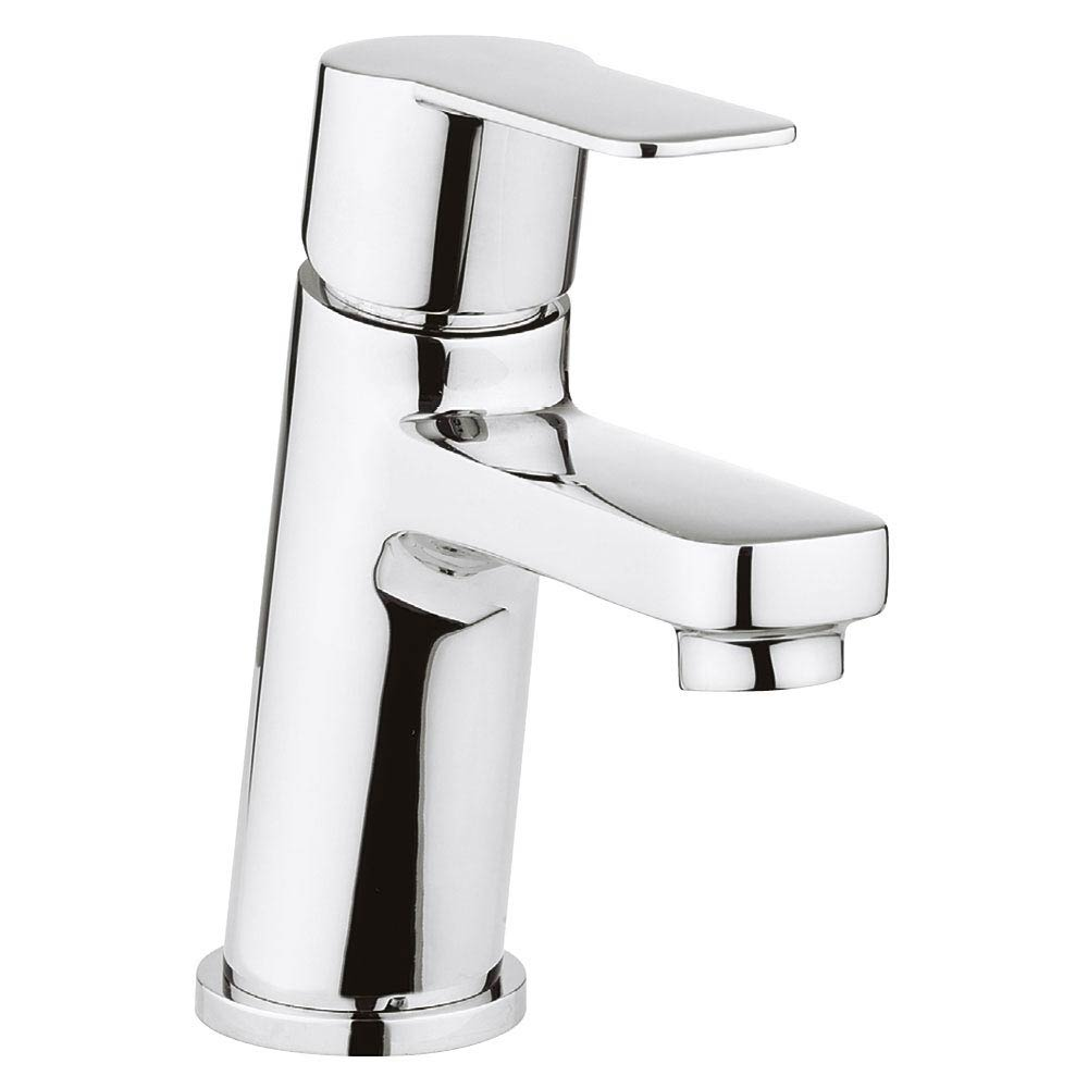 Crosswater KH Zero 6 Mini Monobloc Basin Mixer - KH06_114DNC profile large image view 1