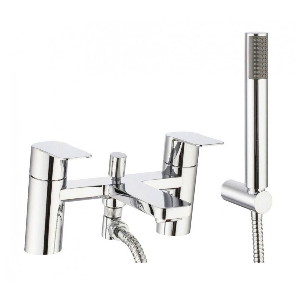 Crosswater KH Zero 6 Bath Shower Mixer with Kit - KH06_422DC Large Image
