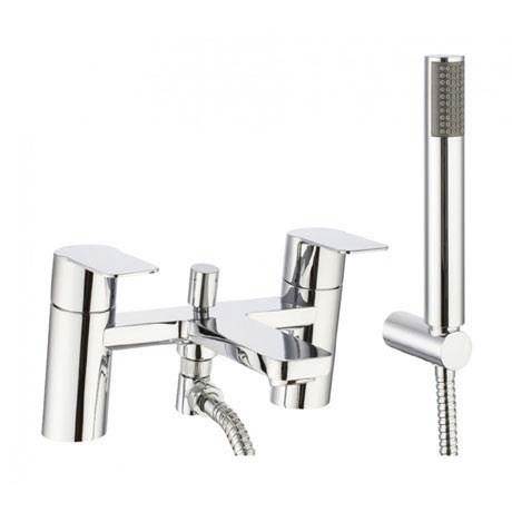 Crosswater KH Zero 6 Bath Shower Mixer with Kit - KH06_422DC