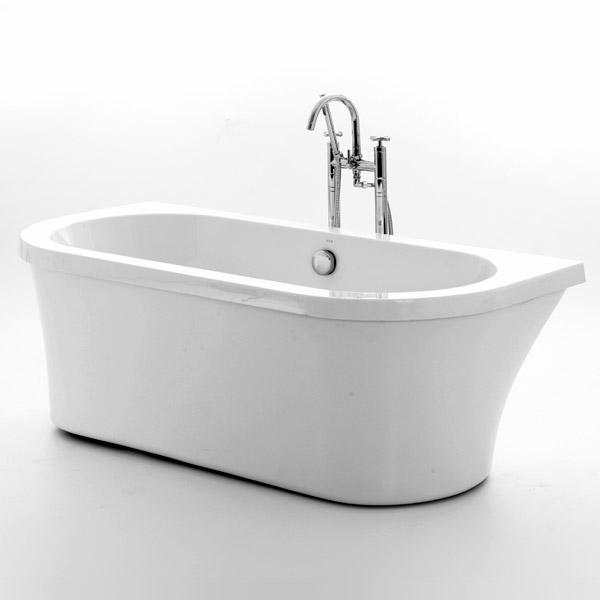 Royce Morgan Kirkstall 1675 Luxury Freestanding Bath with Waste Large Image