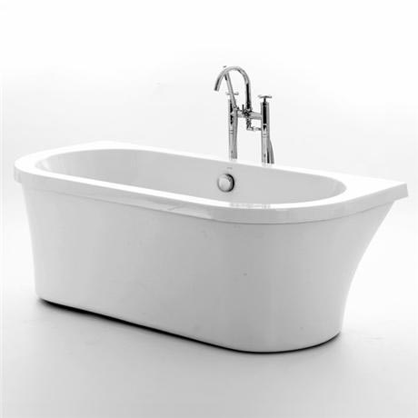 Royce Morgan Kirkstall 1675 Luxury Freestanding Bath with Waste