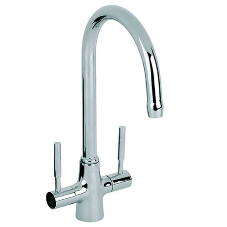 Mayfair - Astor Dual Lever Mono Kitchen Tap - KIT011