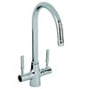 Mayfair - Astor Dual Lever Mono Kitchen Tap - KIT011 Small Image
