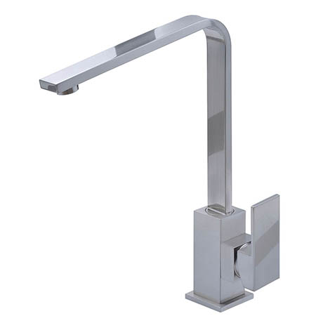 Mayfair - Shuffle Mono Kitchen Tap - Brushed Nickel - KIT153