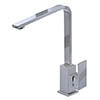 Mayfair - Shuffle Mono Kitchen Tap - Brushed Nickel - KIT153 profile small image view 1
