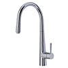 Mayfair - Palazzo Mono Kitchen Tap with Pull Out Head - Chrome - KIT159 profile small image view 1