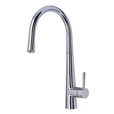 Mayfair - Palazzo GLO Mono Kitchen Tap with Pull Out Head - Chrome - KIT161