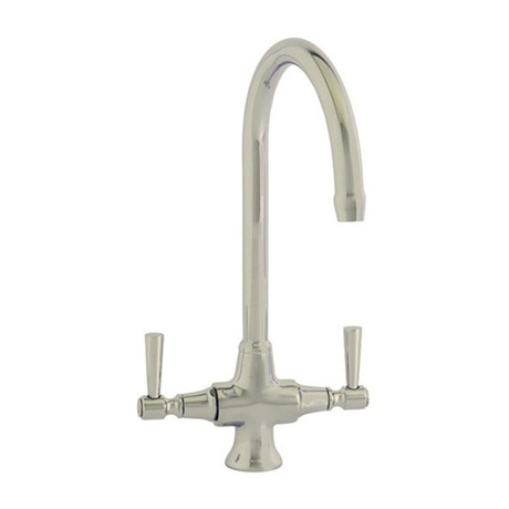 Mayfair Windsor Mono Kitchen Mixer Tap - Brushed Nickel - KIT289