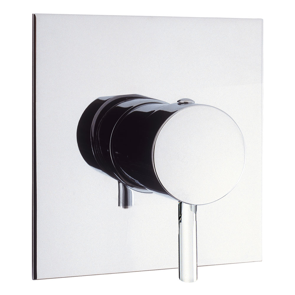 Crosswater - Kai Lever Concealed Manual Shower Valve - KL0004RC Large Image