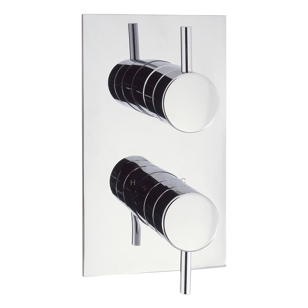 Crosswater - Kai Lever Thermostatic Shower Valve - KL1000RC Large Image