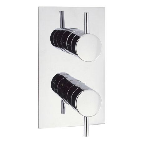 Crosswater - Kai Lever Thermostatic Shower Valve with 3 Way Diverter - KL2500RC