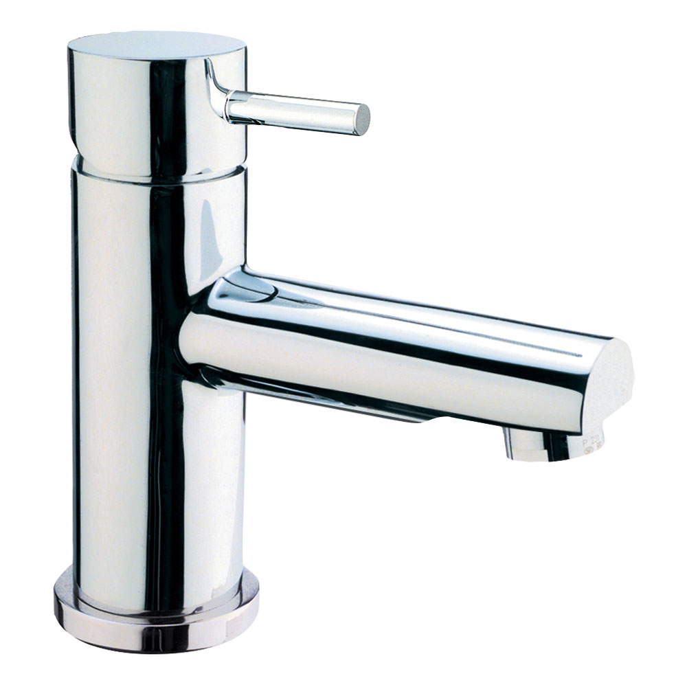Crosswater - Kai Lever Monobloc Basin Mixer with Pop-up Waste - KL110DPC Large Image