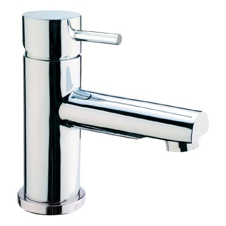 Crosswater - Kai Lever Monobloc Basin Mixer with Pop-up Waste - KL110DPC