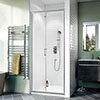 Crosswater Kai 6 Bi-fold Shower Door profile small image view 1