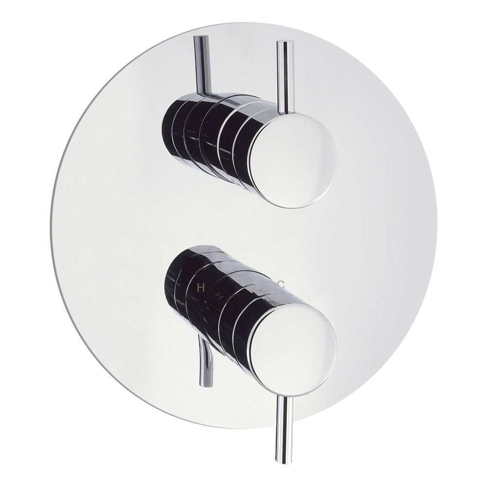 Crosswater - Kai Lever Thermostatic Shower Valve - KLR1000RC Large Image