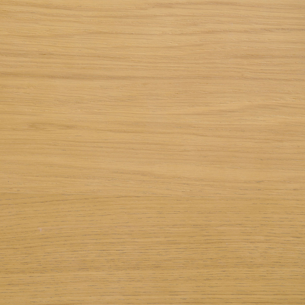 Heritage - 1.4m Left Curved End Oak Worktop profile large image view 1